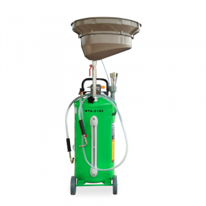 Muth 80l pneumatic waste...