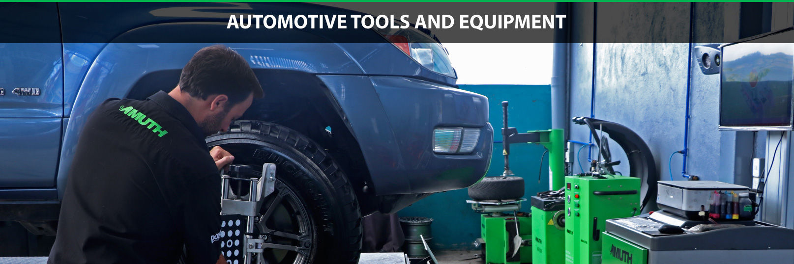 Automotive tools and equipment